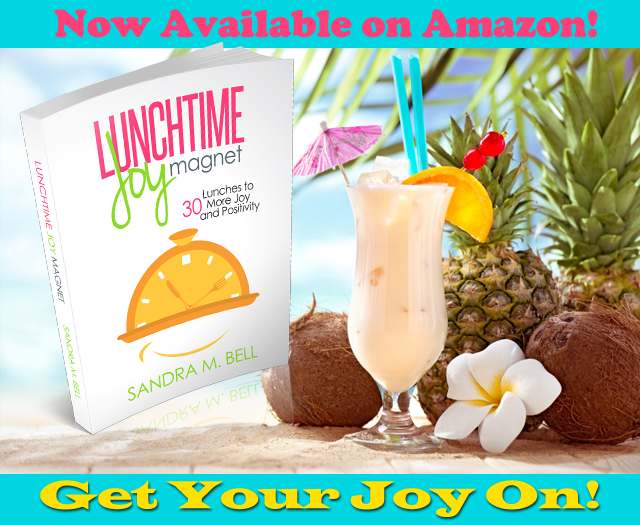 Lunchtime Joy Magnet Now Available on Amazon!