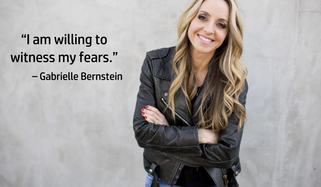 Authentic Definition: Gabrielle Bernstein