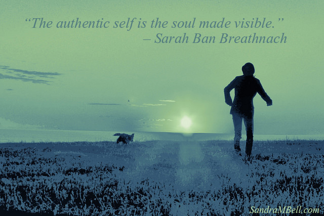 Run, not Walk, toward Authentic Self