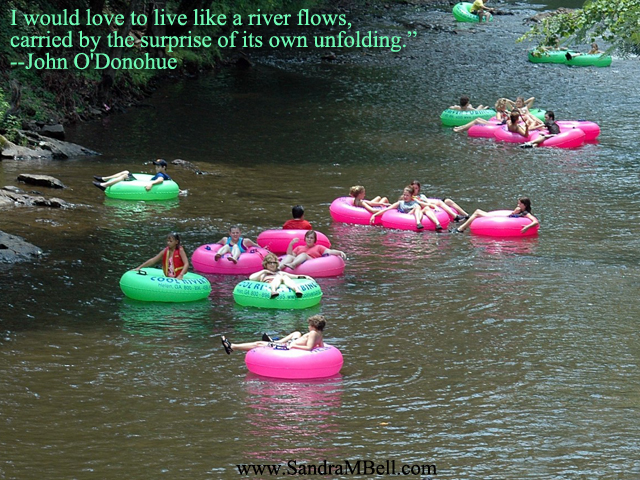 Love Life Like A Inner Tube Aficionado