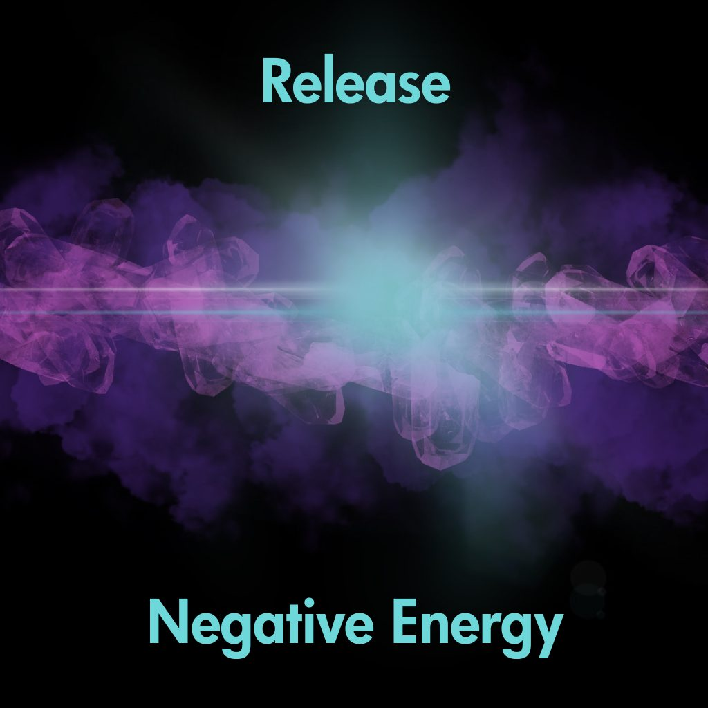 release negative energy