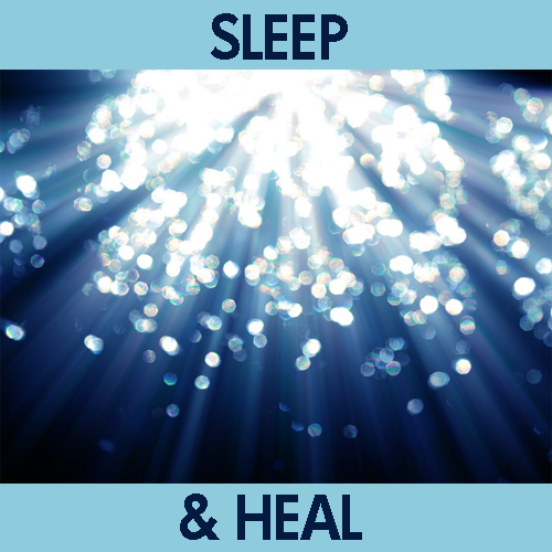 sleep and healing meditation